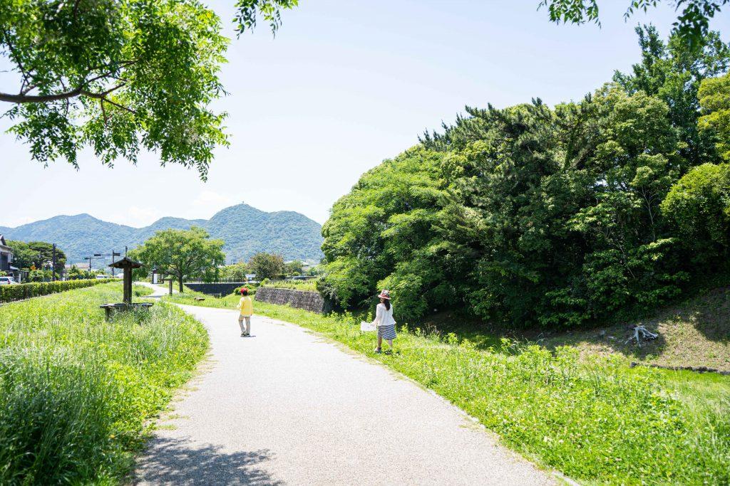 【山口・萩・ガイドツアー】古地図を片手にまちを歩こう!堀内伝建地区Bコース